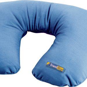 Poduszka Podróżna dmuchana Ultimate Pillow Niebieska