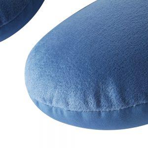 Poduszka podróżna niebieska TravelBlue