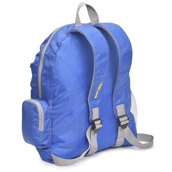 Mały Plecak składany 11 litrów Niebieski