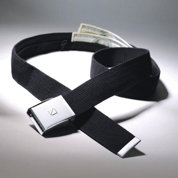 Pasek ze schowkiem na pieniądze