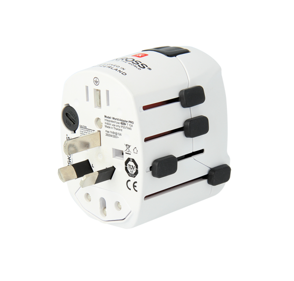 adapter podrózny pro world