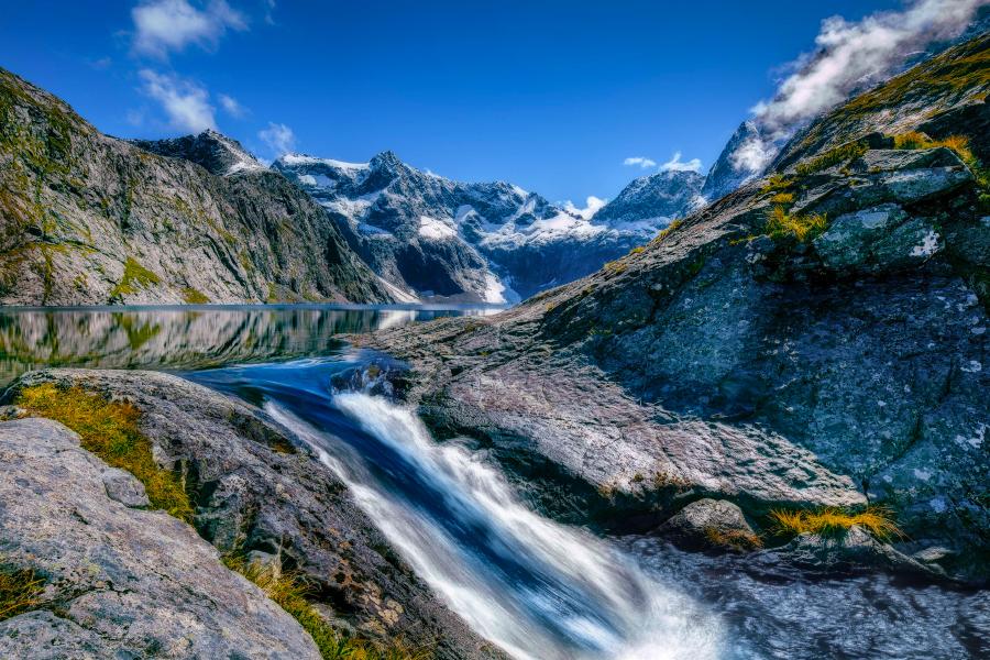 Nowa Zelandia Fiordland National Park
