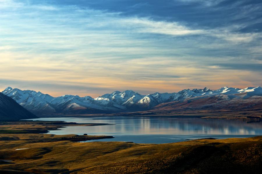 Nowa Zelandia Lake Tekapo