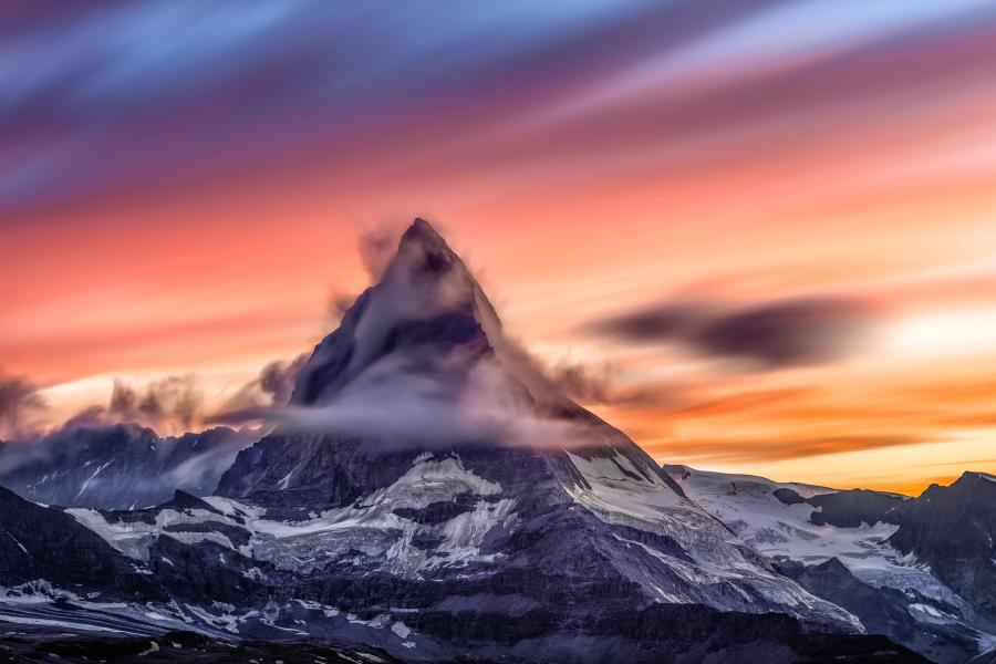 Szwajcaria Matterhorn