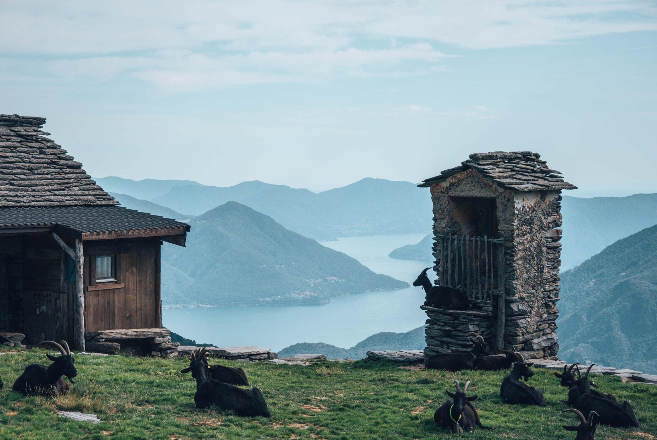 Szwajcaria Ticino